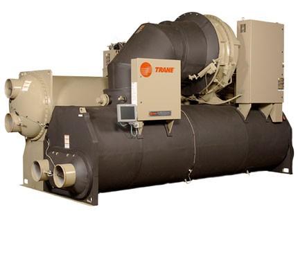 Điều Hòa Chiller Giải Nhiệt Nước Trane  – Helical Rotary Liquid Chiller 125-450 Ton