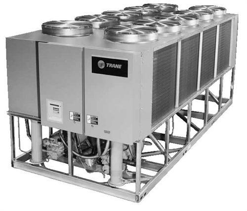 Điều Hòa Chiller Trane Giải Nhiệt Gió Series R – Rotary Liquid Chiller 70-125 Ton