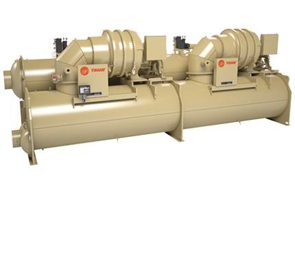 Điều hòa Chiller giải nhiệt nước Trane – eCTV CentraVac™ CVHH/CDHH 3000-14000 kW