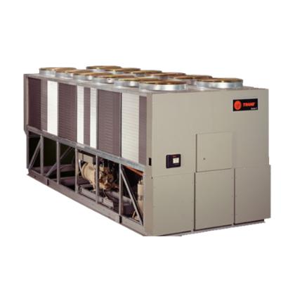 Điều Hòa Chiller Giải Nhiệt Gió Trane Scroll Liquid Chiller 60-210 KW