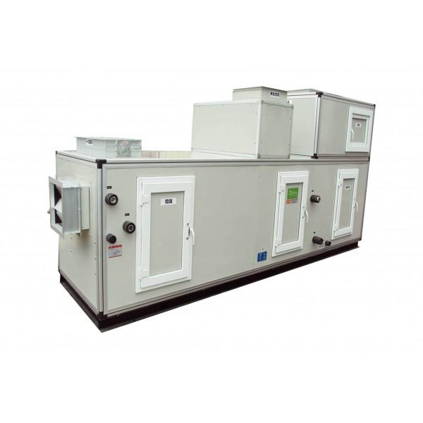 Hệ thống điều hòa AHU Trane – CLCP